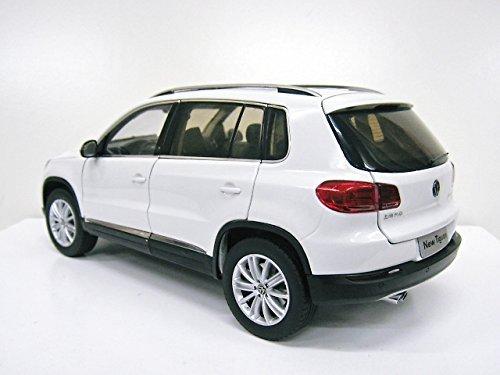 VW特注 1/18 フォルクスワーゲン ティグアン TSI (キャンディホワイト) Tiguan