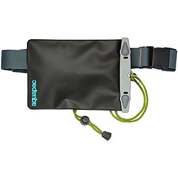 AQUAPAC デジタルカメラケース 828 ベルト ケース 防水 グレー 828