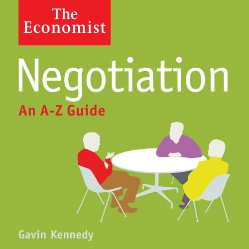 Negotiation | Gavin Kennedy