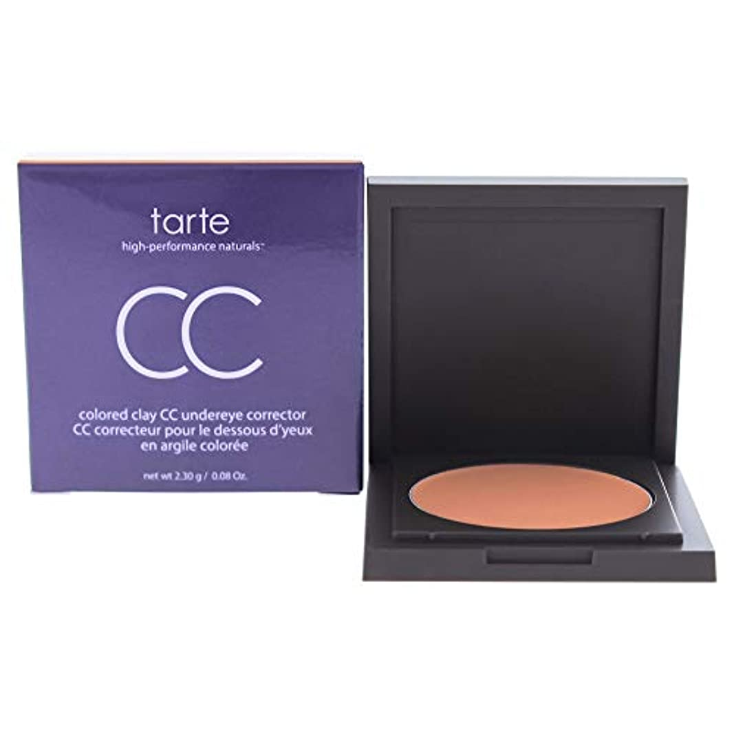 ナインへ命令完璧タルト Colored Clay CC Undereye Corrector - # Medium Tan 2.3g/0.08oz並行輸入品