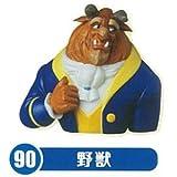 チョコエッグ ディズニーキャラクター8 [90.野獣](単品)