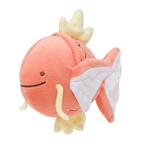 [해외]포켓몬 센터 오리지널 인형 변신! 메타 몬 잉어 킹/Pokemon Center Original Plush Doll Henshin! METAMONCO COKING
