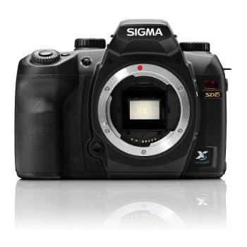 シグマ デジタル一眼レフカメラ SD15 ボディ SD15 Body