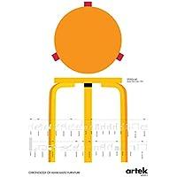 ポスター スツール60 (Artek/アルテック)