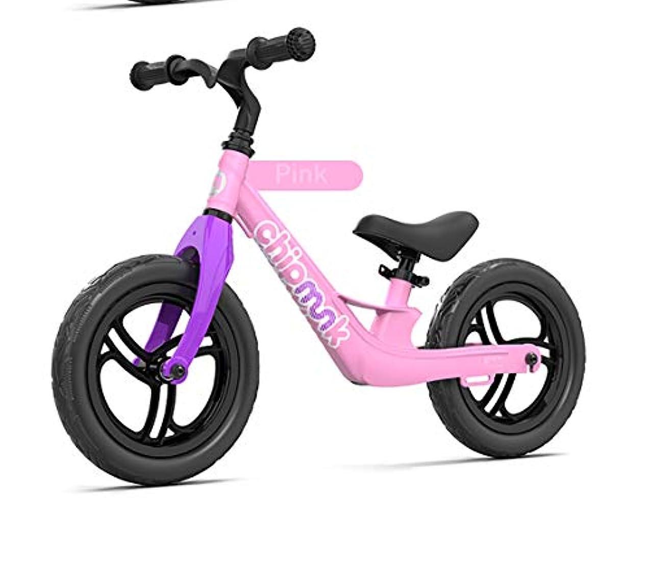 咽頭元気プロフェッショナル子供用子供用バランスバイクは、2?5歳の男の子と女の子に適しています。ペダルなし、トレーニングウォーキングバイク