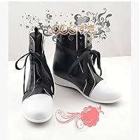 「ノーブランド品」ファイナルファンタジー ブーツ コスプレ靴