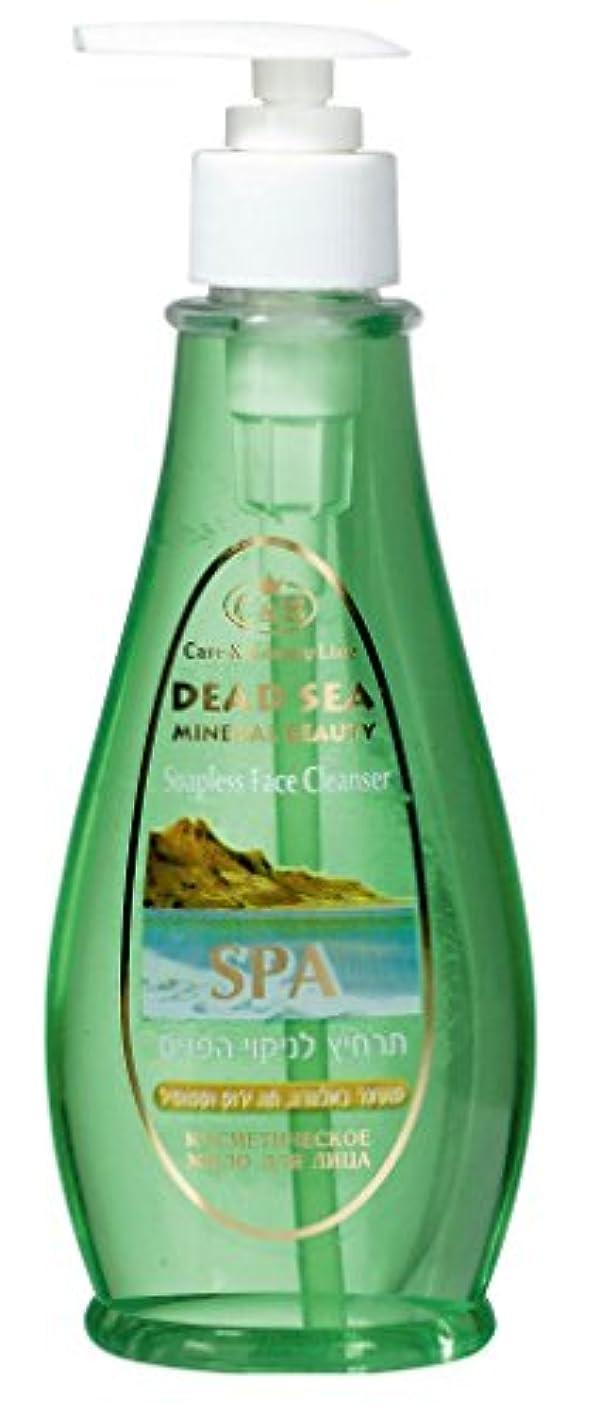 歴史天の真っ逆さま石鹸なしの洗顔剤 250mL 死海ミネラル ( Soapless Face Cleanser