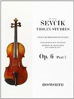 Otakar Sevcik: Violin Studies - Violin Method For Beginners Op.6 Part 7