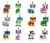 レゴ カートゥーン ネットワーク ミニフィギュア ユニキティシリーズ - フィギュア12体セット (41775)