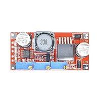 10 ピース LM2596 DC 5-35 ボルトに 1.25-30 ボルトステップダウン調整可能な CC/CV 電源モジュールリチウム電池充電器 LED ドライバボード
