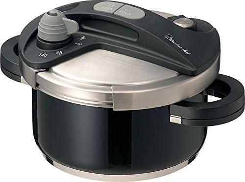 ワンダーシェフ『オースプラス 両手圧力鍋  3.5L』
