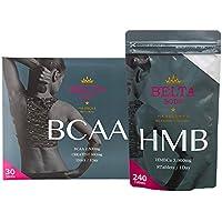 BELTA ベルタHMB&BCAAセット クレアチン サプリメント 筋肉