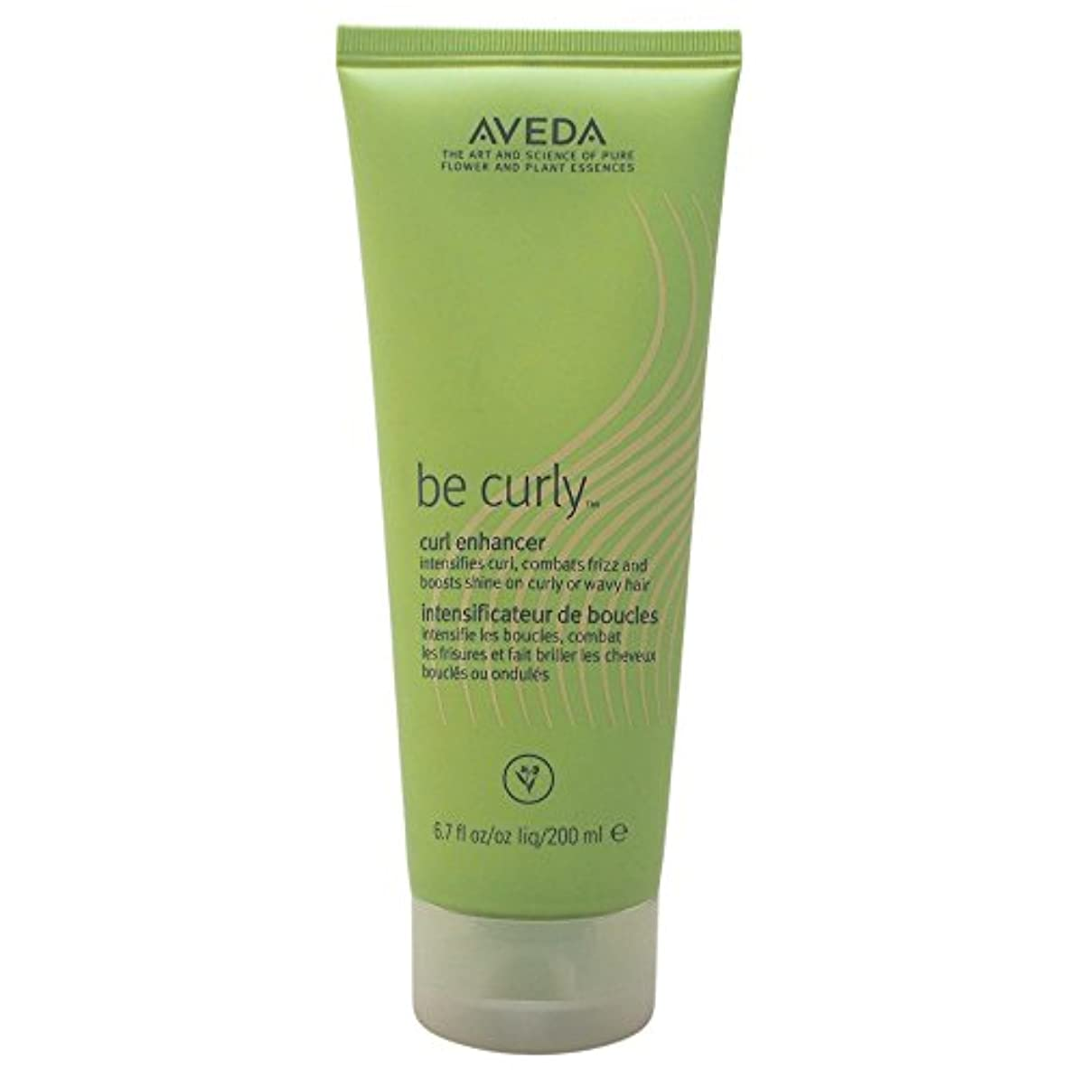 アデレードタンク犯罪Aveda Be Curly Curl Enhancing Lotion 200ml [並行輸入品]