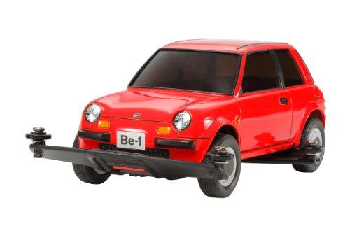 タミヤ ミニ四駆限定シリーズ ニッサン Be-1 レッドバージョン (タイプ3シャーシ) 95033