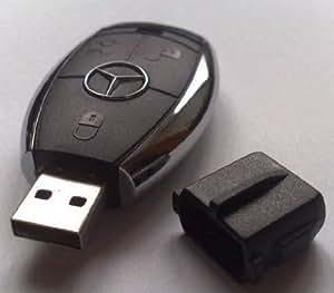 高級車タイプ スマートキー型 USB フラッシュメモリ 8GB【並行輸入品】