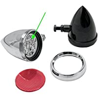 アレンネス Arlen Ness 交換用LED ウインカーブレット用 赤 (1個売り 2060-0291 12-739