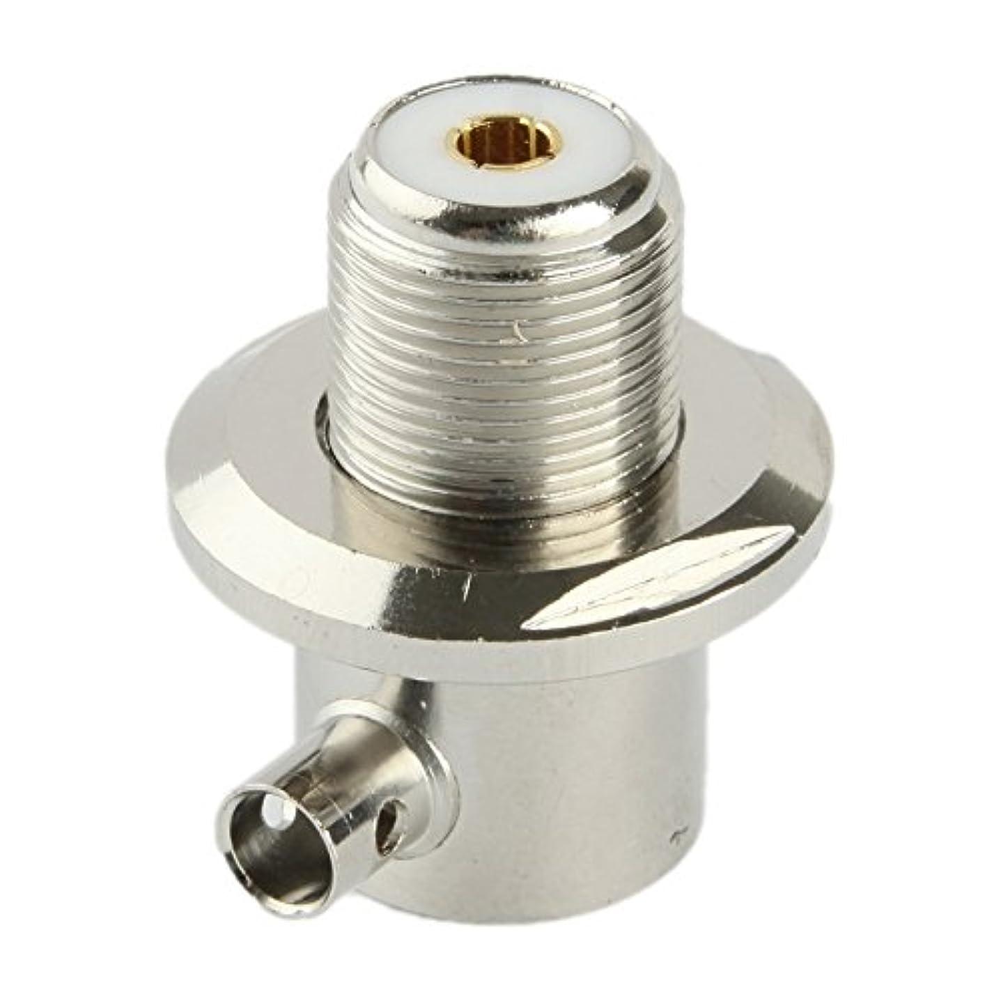 銅なので排除するコンピュータアクセサリー UHFメスエルボーアダプター接続RG58ケーブル Wifiスペアパーツ