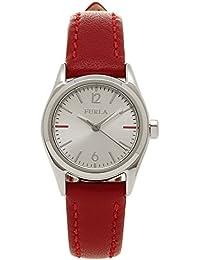 37dd8cf96b9c [フルラ] 腕時計 FURLA レディース866616 r4251101507 シルバー レッド [並行輸入品]