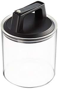 密閉 ガラス キャニスター 保存容器 エア・リデューサー  S 900cc