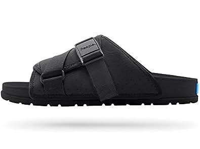 ピープル PEOPLE 正規販売店 メンズ 靴 サンダル THE LENNON CHILLER NC04V3-001 REALLY BLACK US11.0(29.0cm) (コード:4095558066-19)