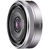 ソニー SONY 単焦点レンズ E 16mm F2.8 ソニー Eマウント用 APS-C専用 SEL16F28