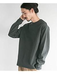 [アーバンリサーチ] tシャツ ロングスリーブ度詰めワッフルルーズクルーネック メンズ