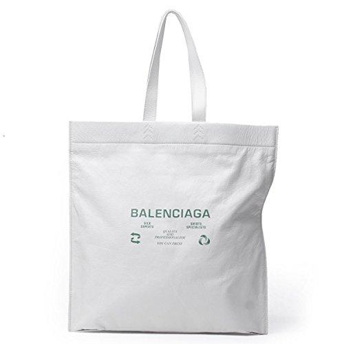 (バレンシアガ) BALENCIAGA トートバッグ SUPERMARKET SHOPPER L スーパーマーケット ショッパー L [並行輸入品]