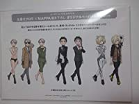 ユーリ!!! on ICE オリジナル ペーパードールセット