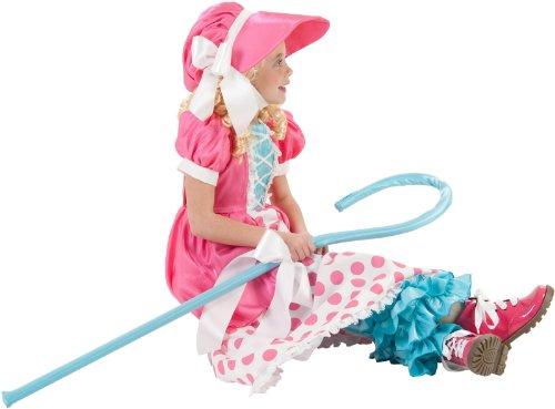 Polka Dot Bo Peep Child Costume ポルカドットボーピープ?チャイルドコスチューム♪ハロウィン♪サイズ:4