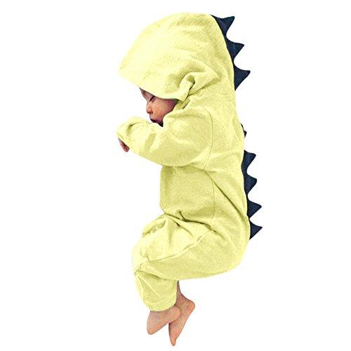 fe35d62a584cf パジャマ アンサンブル Timsa かわいい 小恐竜 ロンパース ベビー服 女の子 赤ちゃん服 幼児 子供服 男の子 フード