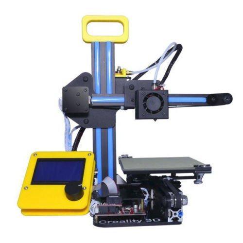 Creality 3D® CR-7 DIY Mini 3D Printer High Density Home Personal Desktop Kit 1. Creality3D®CR-7 DIYミニ3Dプリンタ高密度ホームパーソナルデスクトップキット1。 [並行輸入品]
