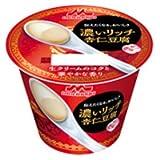 森永 濃いリッチ杏仁豆腐 140g 6個