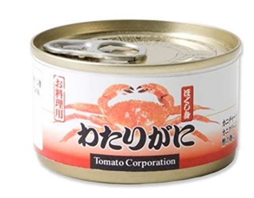 トマトコーポレーション カニ缶(ピンク身) 60g