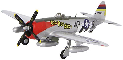 1/72 P-47D サンダーボルト 531FS/406FG (完成品)