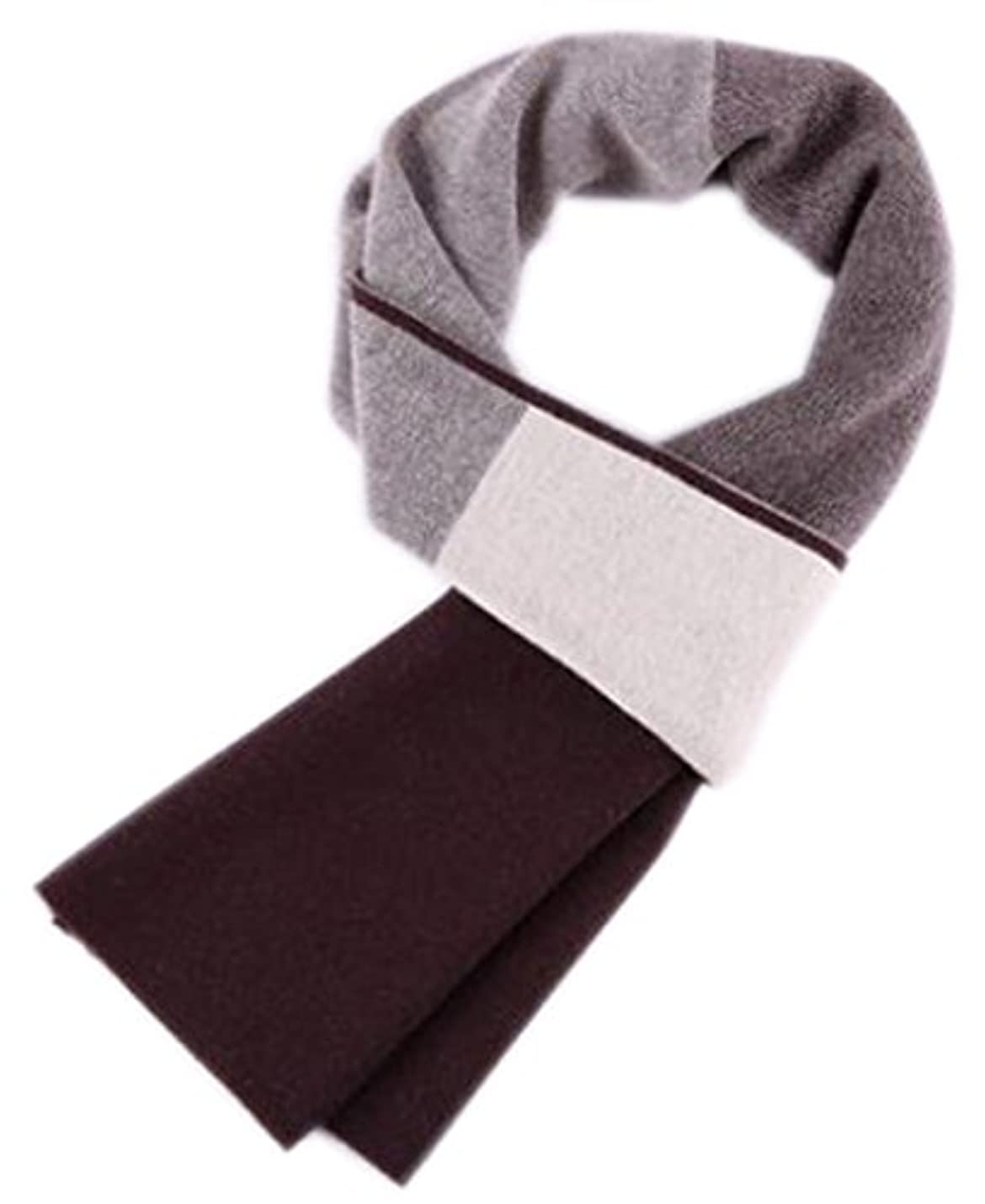 硬さ人種病者アダルト ユニセックス スカーフ/ショール 柔らかい 厚い 冬のスカーフ ウォームスカーフ ファッションスカーフ #32