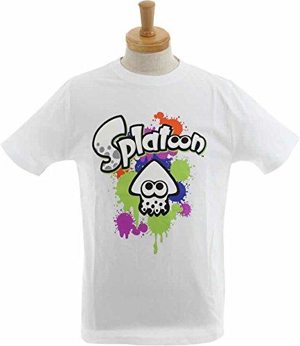 (スプラトゥーン)Splatoon 大人メンズ レディース 半袖Tシャツ【22803455】