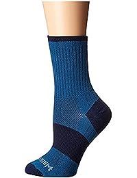 ライトソック Wrightsock メンズ 靴下 ソックス Azure Blue DL Escape Crew [並行輸入品]
