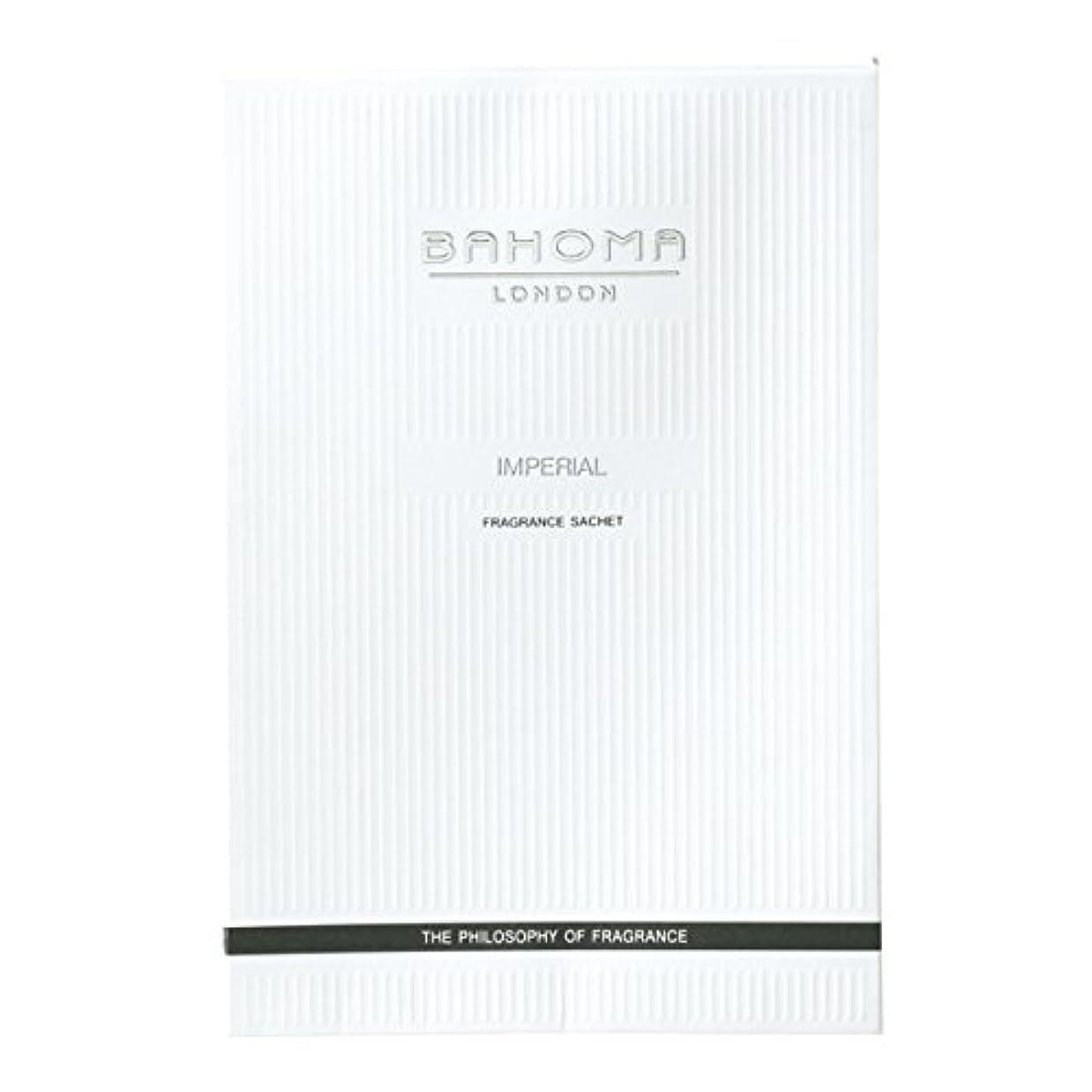 重荷ホスト促進するBAHOMA(バフォーマ) サシェN インペリアル