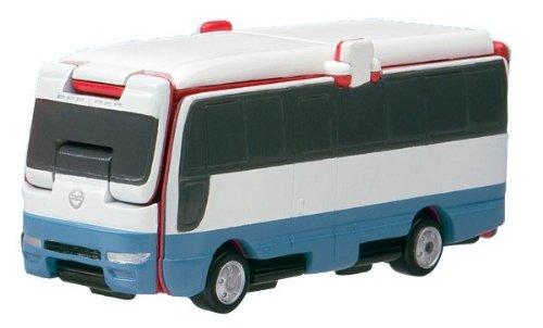 VooV(ブーブ) VS10 日産 シビリアン 〜 ロンドンバス(幼稚園バス)