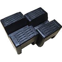 ERIC Troin ジャッキスタンド用パット (T43002C) リジットジャッキ 汎用 保護パット 2個セット EK-50 汎用