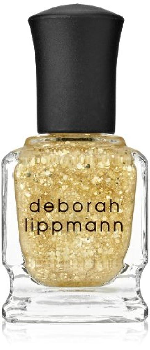 しかし全体にマイク[Deborah Lippmann] デボラリップマン ブンブンポウグラマラス ゴールド グレム/BOOM BOOM POW contains 24K Gold Dust【ゴールド】 15mL
