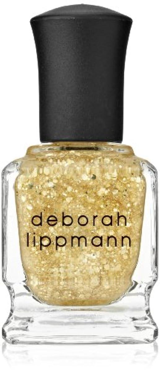 略語仕立て屋競う[Deborah Lippmann] デボラリップマン ブンブンポウグラマラス ゴールド グレム/BOOM BOOM POW contains 24K Gold Dust【ゴールド】 15mL