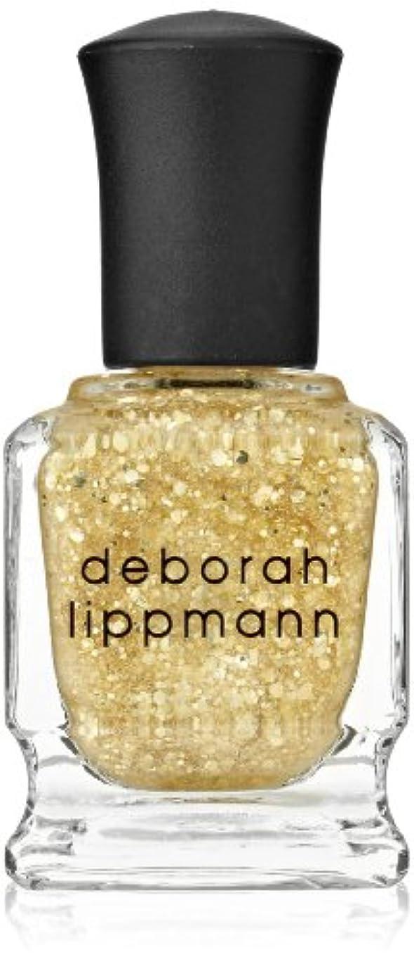 パッド炭水化物過敏な[Deborah Lippmann] デボラリップマン ブンブンポウグラマラス ゴールド グレム/BOOM BOOM POW contains 24K Gold Dust【ゴールド】 15mL