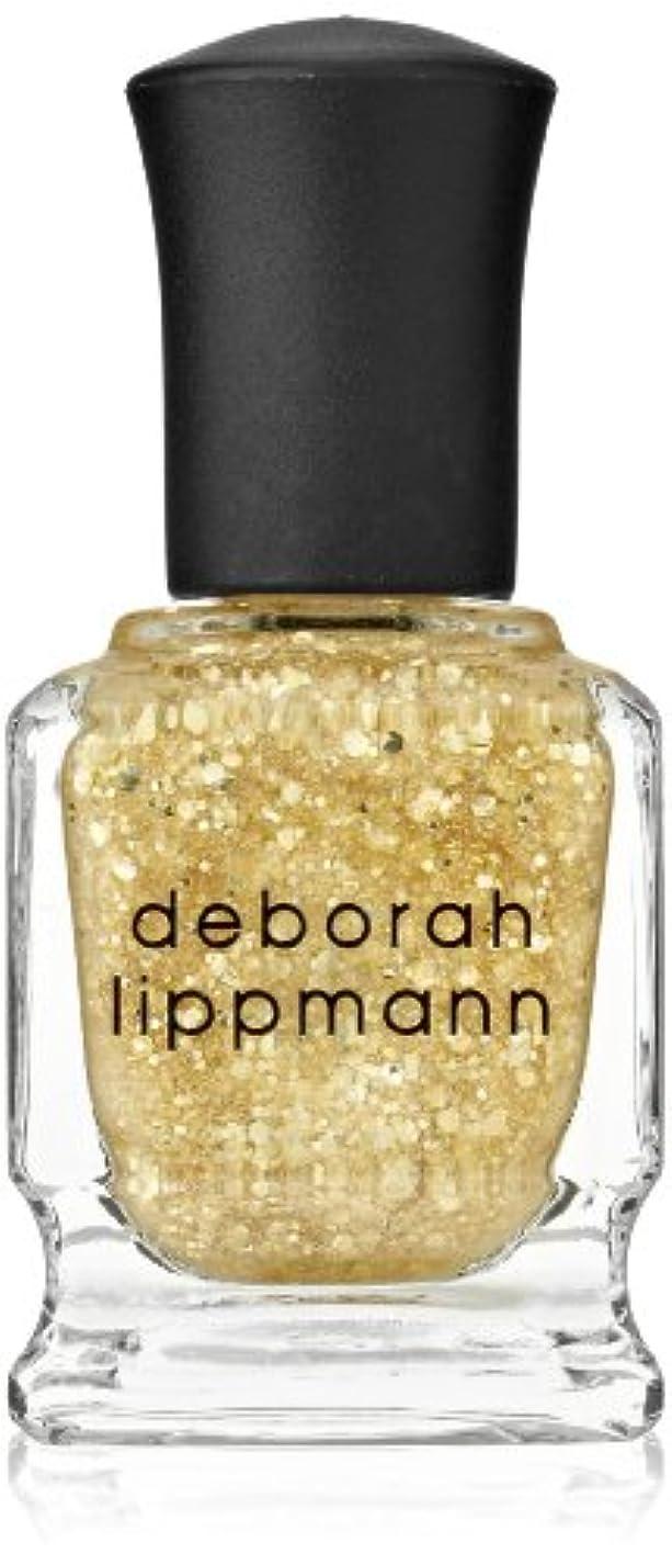 移動するる共同選択[Deborah Lippmann] デボラリップマン ブンブンポウグラマラス ゴールド グレム/BOOM BOOM POW contains 24K Gold Dust【ゴールド】 15mL