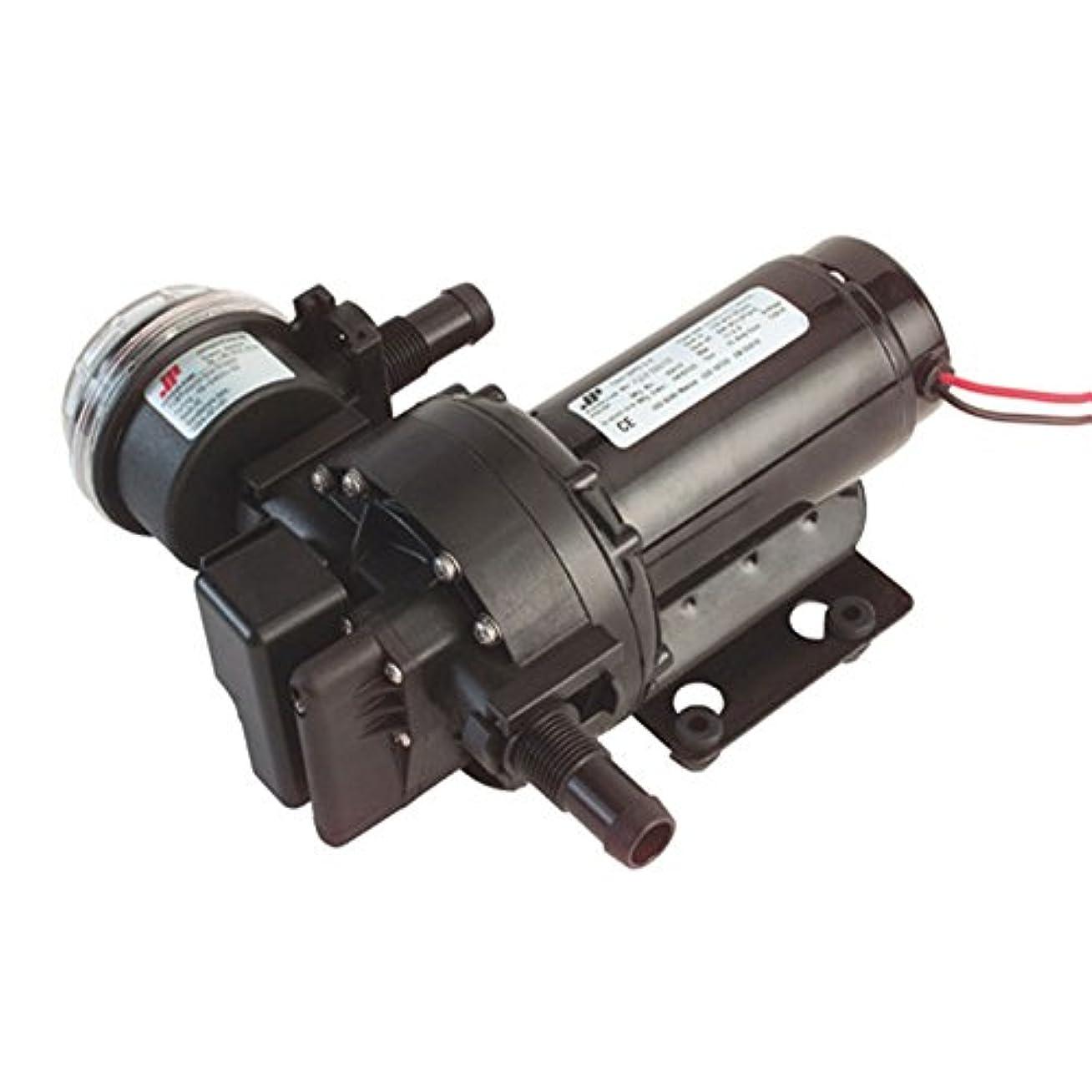 ヘルシージャングル請願者Johnson Pump Flow Master 5.0 Gph Variable Flow Demand Pump 12V
