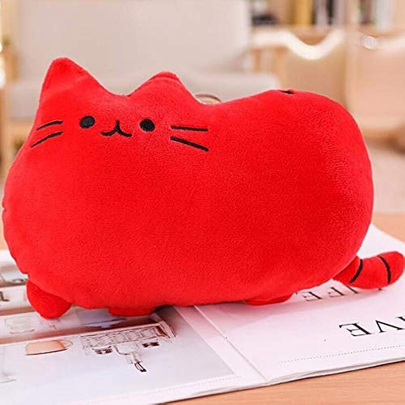 可聴欠かせない該当するLIFE8 色かわいい脂肪猫ベビーぬいぐるみ 20/40 センチメートル枕人形子供のための高品質ソフトクッション綿 Brinquedos 子供のためのギフトクッション 椅子
