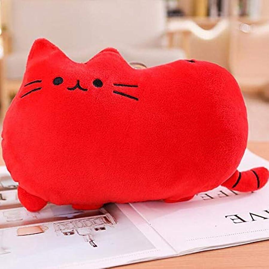 エンドウ冗談で詳細にLIFE8 色かわいい脂肪猫ベビーぬいぐるみ 20/40 センチメートル枕人形子供のための高品質ソフトクッション綿 Brinquedos 子供のためのギフトクッション 椅子