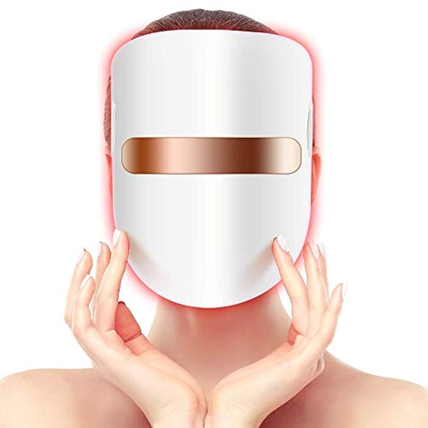 酔って蓋探検光療法にきび治療ledマスク療法無制限セッションのためににきび肌治療アンチリンクルホワイトニング肌の若返り楽器