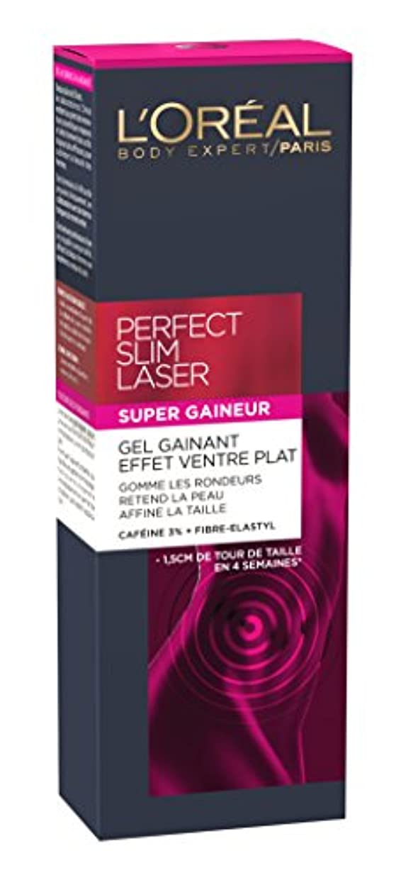 消費するいたずらクレーンL'Oréal Paris Perfect Slim Gel für einen flachen Bauch, mit Koffein, 125 ml