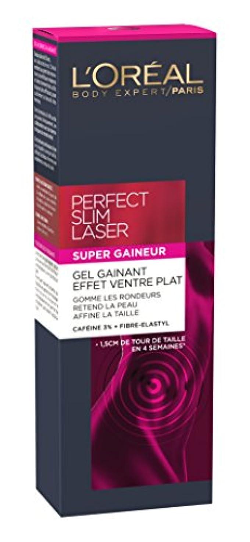 置くためにパック出演者ストラトフォードオンエイボンL'Oréal Paris Perfect Slim Gel für einen flachen Bauch, mit Koffein, 125 ml
